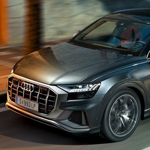 Audi Q8: Dimenzije